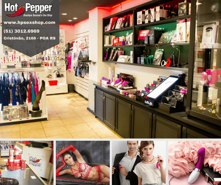 Hot Pepper Sex Shop: A loja para todos os gostos e prazeres