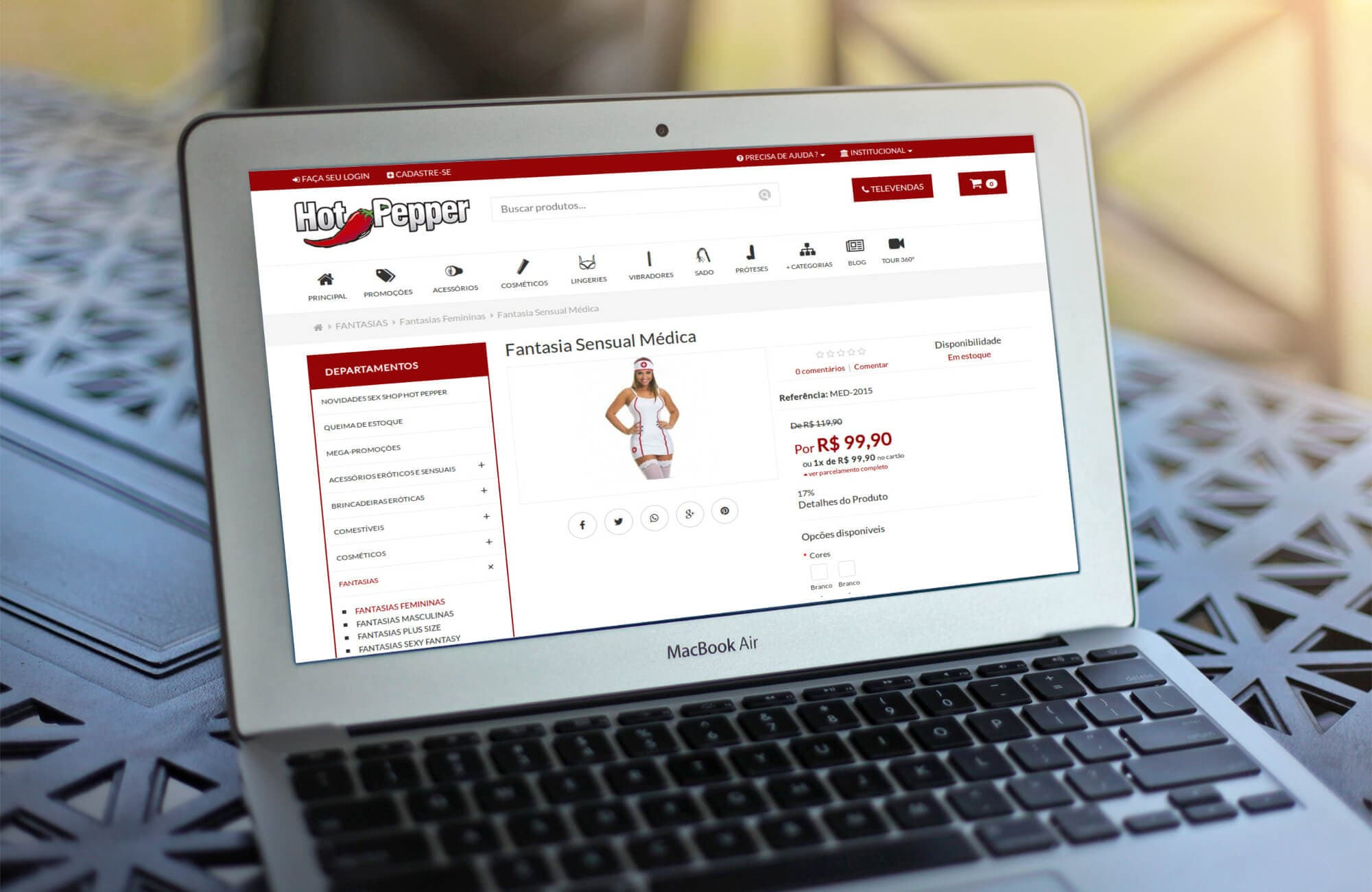 sex shop on line hot pepper1 - Sex shop online: 10 Cuidados para fazer uma compra certa