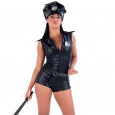 Fantasia Policial Macacão