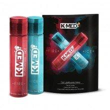 Kit de Lubrificantes K-Med - Fire e Ice