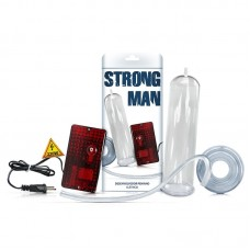 Bomba Peniana - Strong Man Elétrica