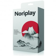 Gel de Massagem Corpo a Corpo Noriplay - 200ml