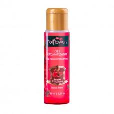 Gel Comestível Hot Frutas Vermelhas Hot Flowers