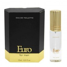 Euro For Men - Perfume Atrativo com Feromônios
