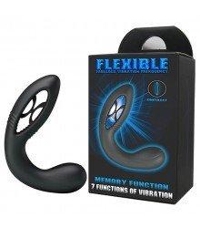 Estimulador de Próstata Flexible Fabulous Vibration Freequency