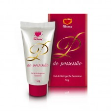 Gel Adstrindente Vaginal P de Possessão