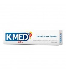 Gel Lubrificante Íntimo Neutro K-med 50g