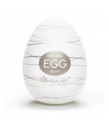 Masturbador Egg Magical Kiss - Silky