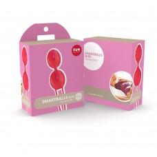 Bolas de Pompoarismo Smart Balls Duo Fun Factory Neon