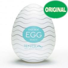 Masturbador Tenga Egg Wavy