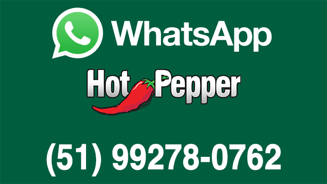 WhastsApp da Hot Pepper Sex Shop