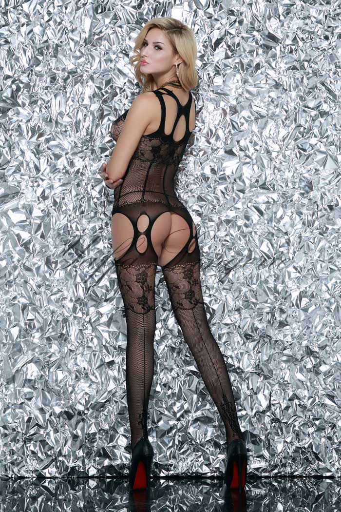 Macacão Bodystocking Excité