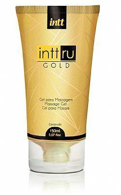 Gel para Massagem Nuru Intt Ru Gold