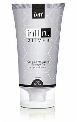 Gel para Massagem Nuru Intt Ru Silver