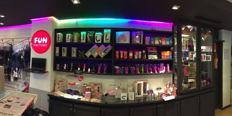 sex shop em Porto Alegre