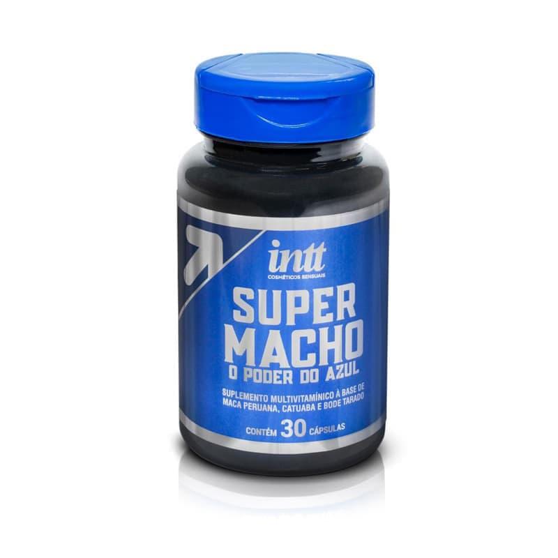 Super Macho Cápsulas - Suplemento Multivitaminico a Maca Peruana